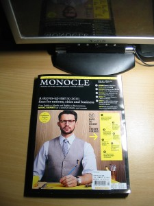 Monocle Issue 40 cover
