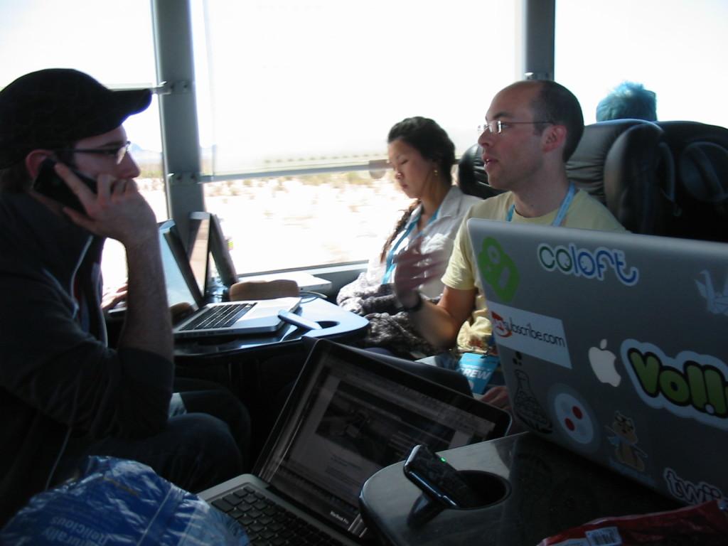 Startup bus life snapshot