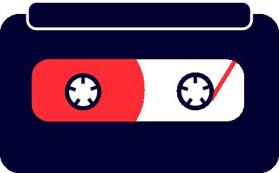 Tape clip art